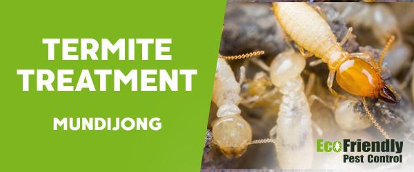 Termite Control  Mundijong