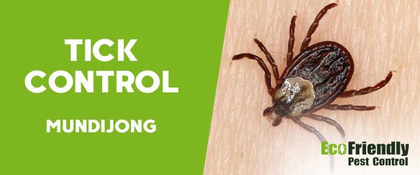 Ticks Control  Mundijong