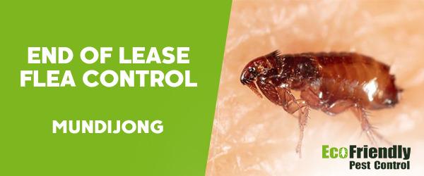 End of Lease Flea Control  Mundijong
