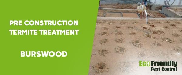 Pre Construction Termite Treatment Burswood