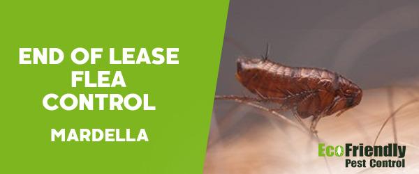 End of Lease Flea Control Mardella