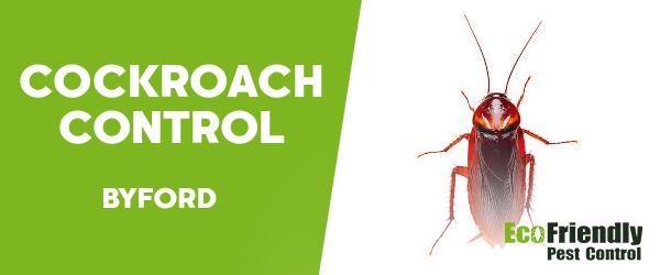 Cockroach Control  Byford