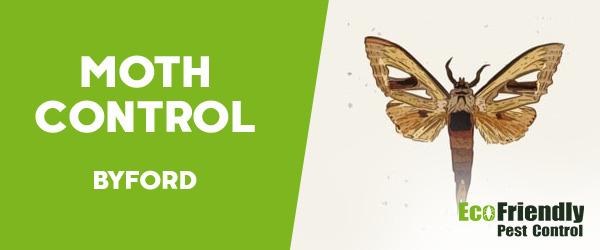 Moth Control  Byford