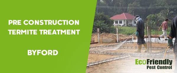 Pre Construction Termite Treatment  Byford