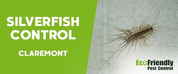Silverfish Control  Claremont