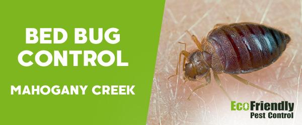 Bed Bug Control MAHOGANY CREEK