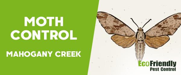 Moth Control MAHOGANY CREEK