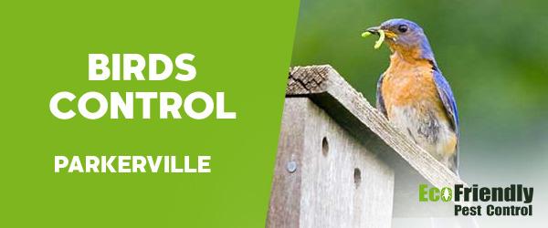 Birds Control Parkerville