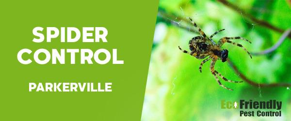 Spider Control Parkerville