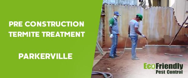 Pre Construction Termite Treatment Parkerville