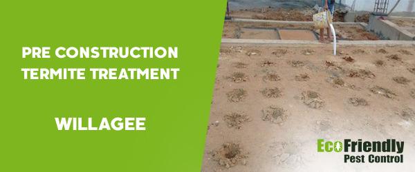 Pre Construction Termite Treatment Willagee
