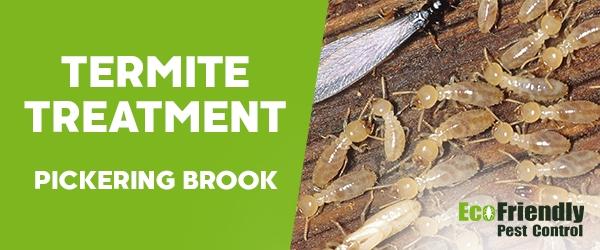 Termite Control Pickering Brook