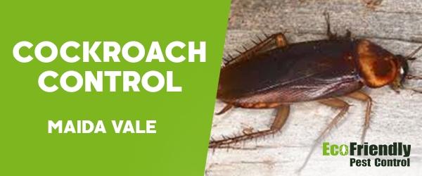 Cockroach Control Maida Vale