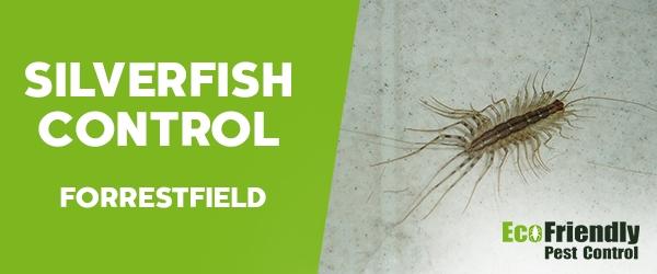 Silverfish Control Forrestfield