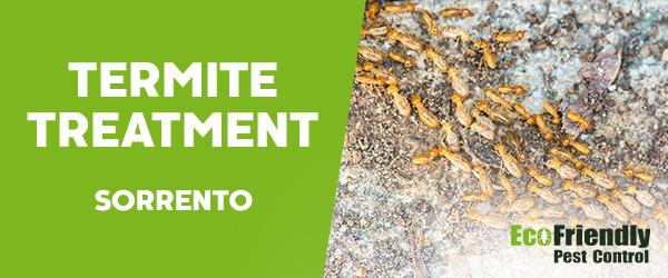 Termite Control Sorrento