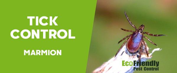 Ticks Control Marmion