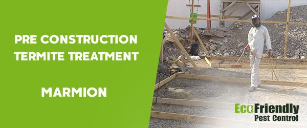Pre Construction Termite Treatment Marmion