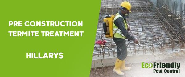 Pre Construction Termite Treatment Hillarys
