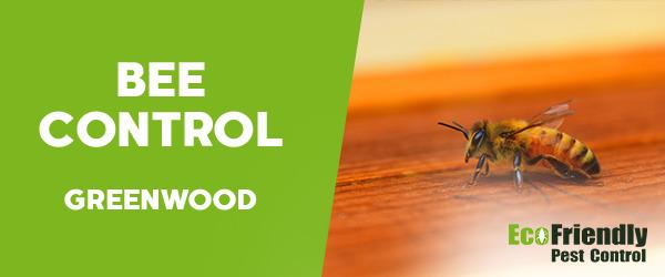 Bee Control Greenwood