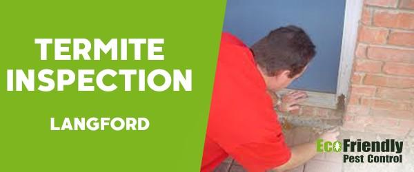 Termite Inspection  Langford