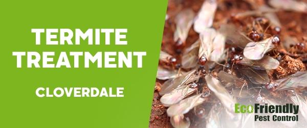 Termite Control  Cloverdale