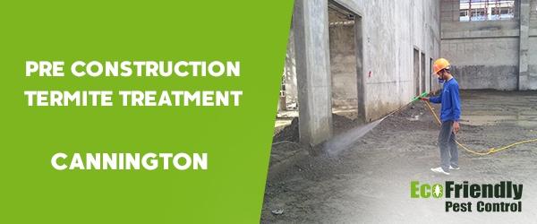 Pre Construction Termite Treatment  Cannington