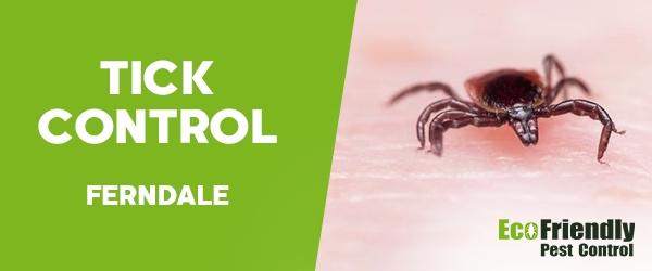 Ticks Control  Ferndale