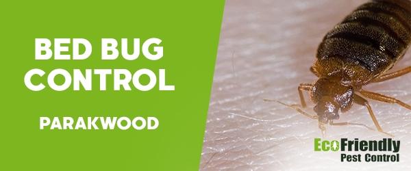 Bed Bug Control  Parkwood
