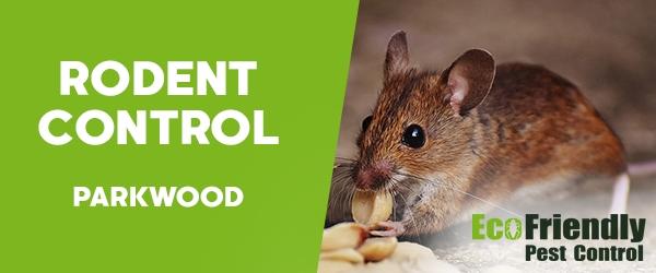 Rodent Treatment  Parkwood