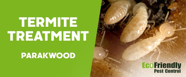 Termite Control  Parkwood