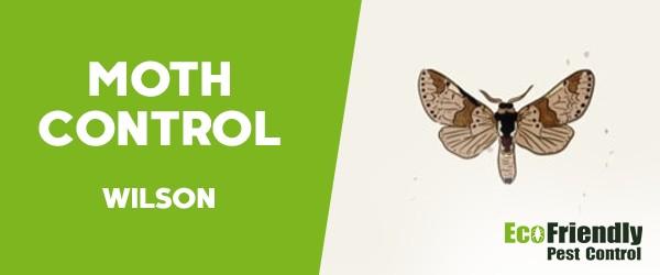 Moth Control  Wilson