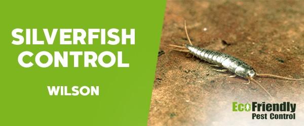 Silverfish Control  Wilson