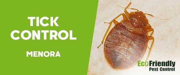 Ticks Control  Menora