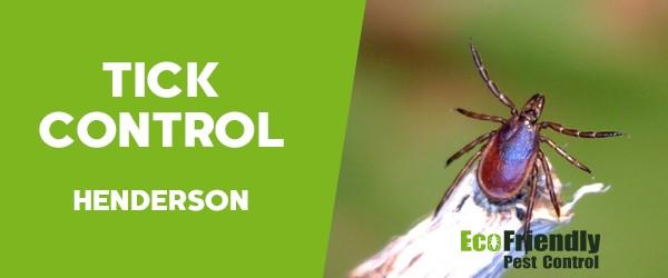 Ticks Control  Henderson