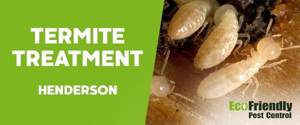 Termite Control  Henderson