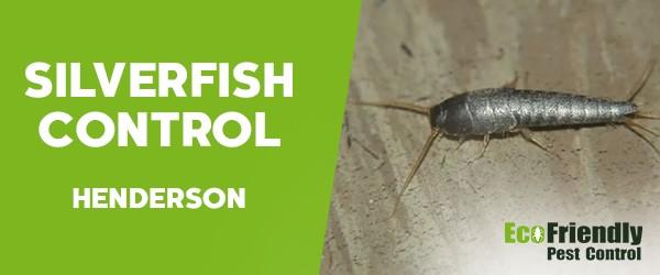 Silverfish Control  Henderson