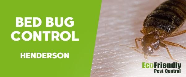 Bed Bug Control  Henderson