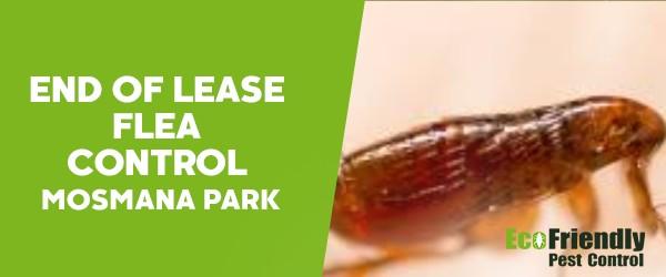 End of Lease Flea Control  Mosman Park