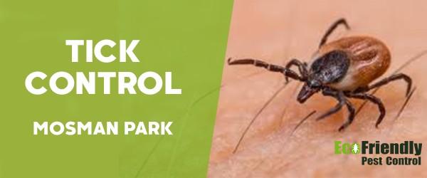 Ticks Control  Mosman Park