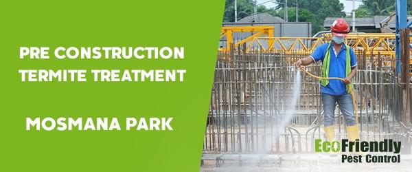 Pre Construction Termite Treatment  Mosman Park