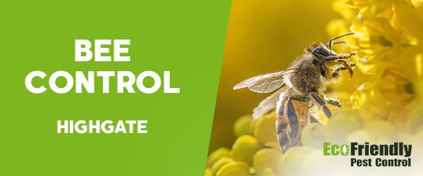 Bee Control  Highgate