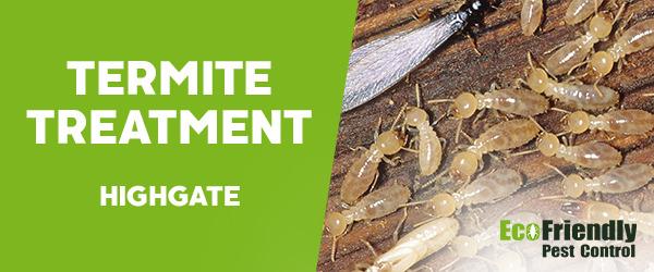 Termite Control  Highgate