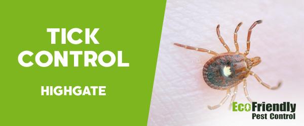 Ticks Control  Highgate