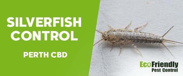 Silverfish Control  Perth Cbd