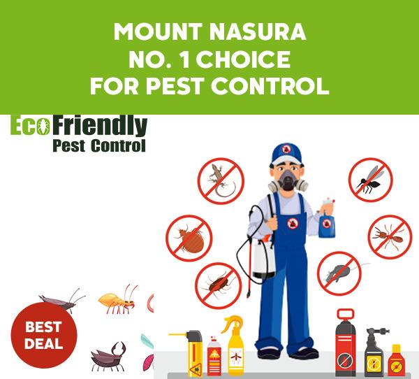 Pest Control Mount Nasura