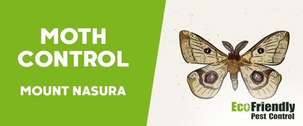 Moth Control Mount Nasura