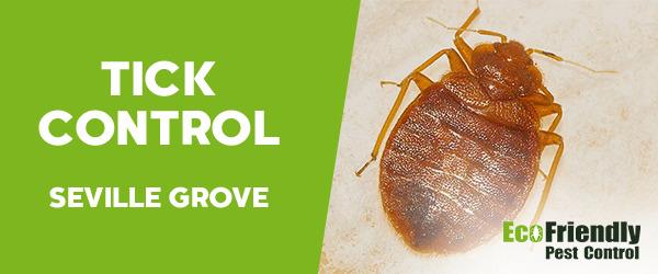 Ticks Control  Seville Grove
