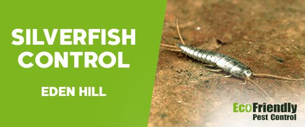 Silverfish Control  Eden Hill