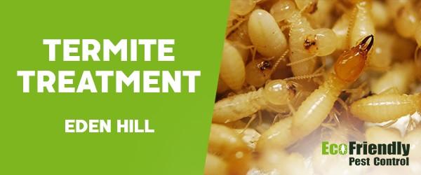 Termite Control  Eden Hill