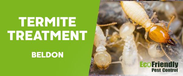 Termite Control  Beldon